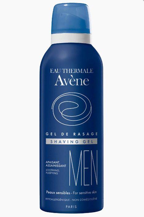 фото упаковки Avene Men гель для бритья