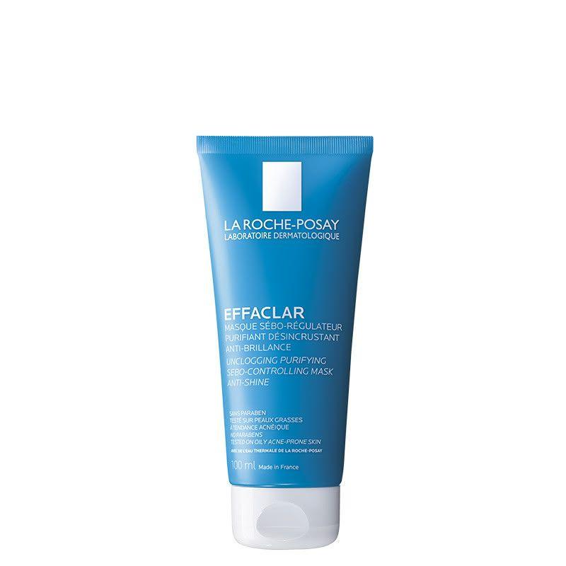 фото упаковки La Roche-Posay Effaclar очищающая матирующая маска