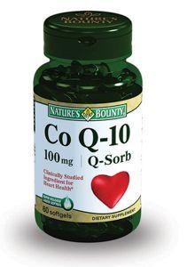 фото упаковки Natures Bounty Коэнзим Q-10 100 мг