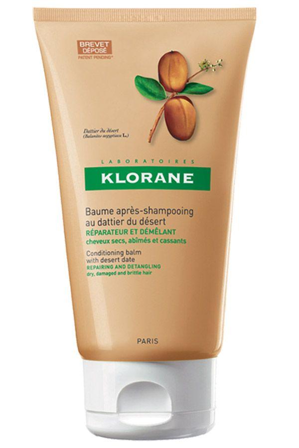 фото упаковки Klorane Бальзам-ополаскиватель с маслом финика пустынного