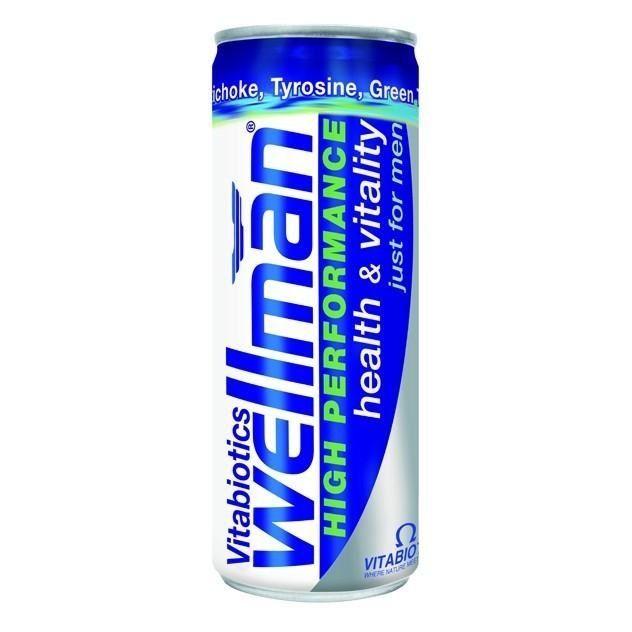 фото упаковки Велмен Энергетический напиток