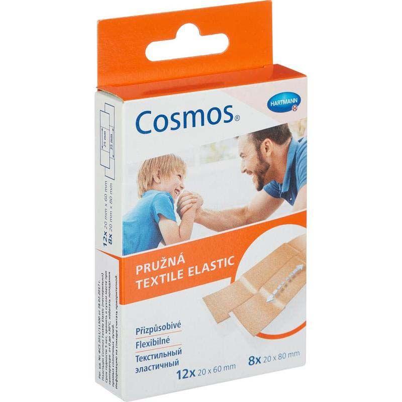 фото упаковки Cosmos Textile Elastic Пластырь