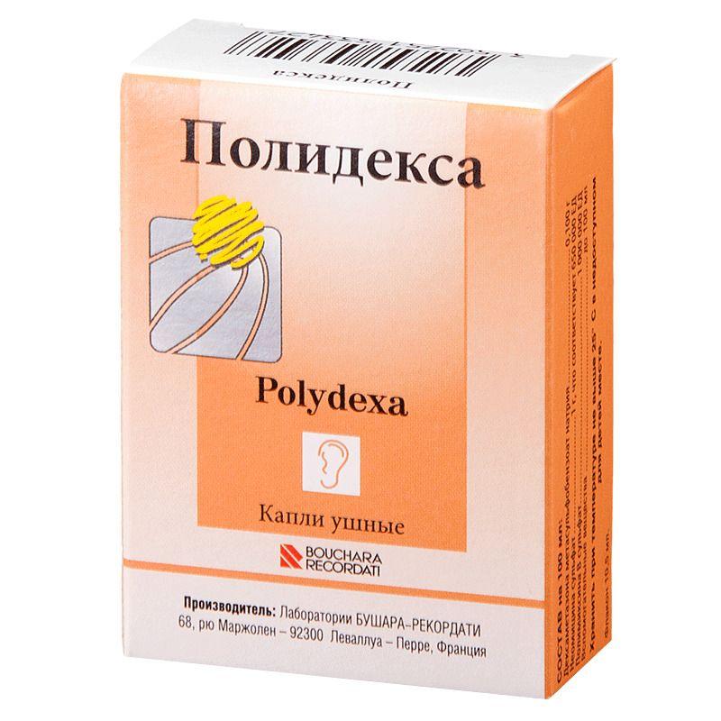 фото упаковки Полидекса