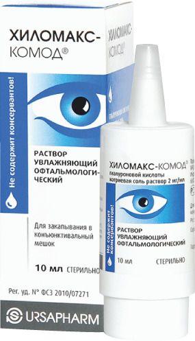 фото упаковки Хиломакс-Комод