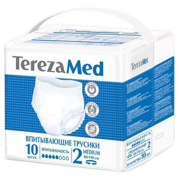 фото упаковки TerezaMed подгузники-трусики для взрослых