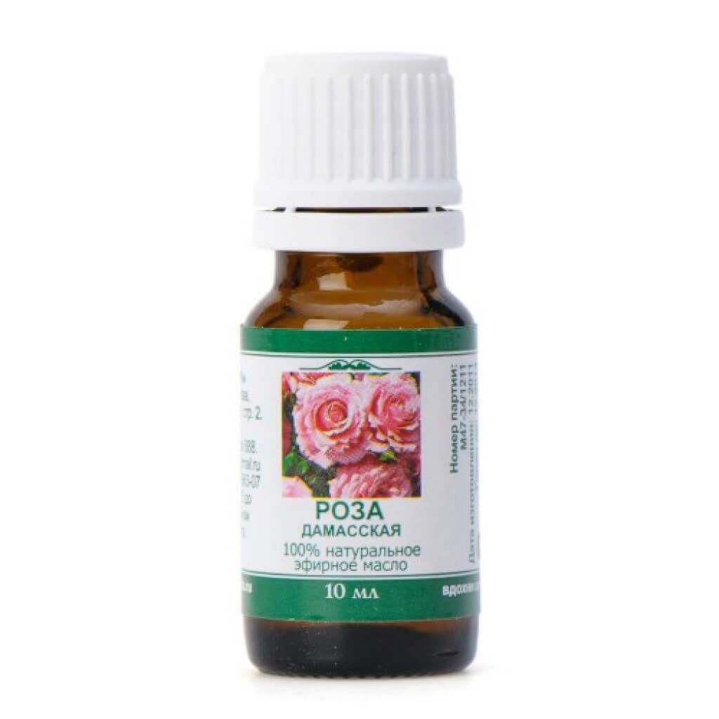 фото упаковки Масло эфирное Роза