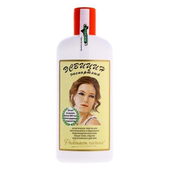 Эсвицин лосьон-тоник для укрепления волос, лосьон-тоник, 250 мл, 1 шт.