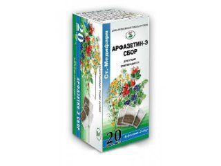 Арфазетин-Э, сбор-порошок, 2 г, 20 шт.