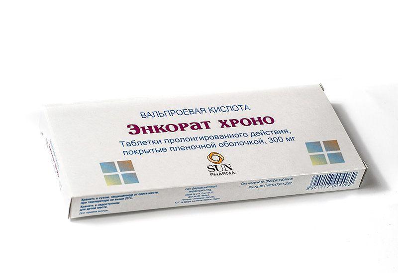 фото упаковки Энкорат хроно