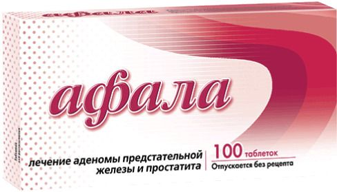 Афала, таблетки для рассасывания, 100 шт.