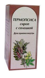фото упаковки Термопсиса сироп с солодкой