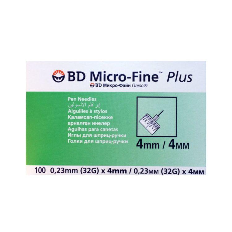 фото упаковки Игла для шприц-ручек Micro-Fine Plus