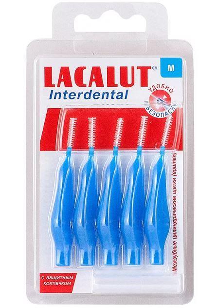 фото упаковки Lacalut Ершики межзубные