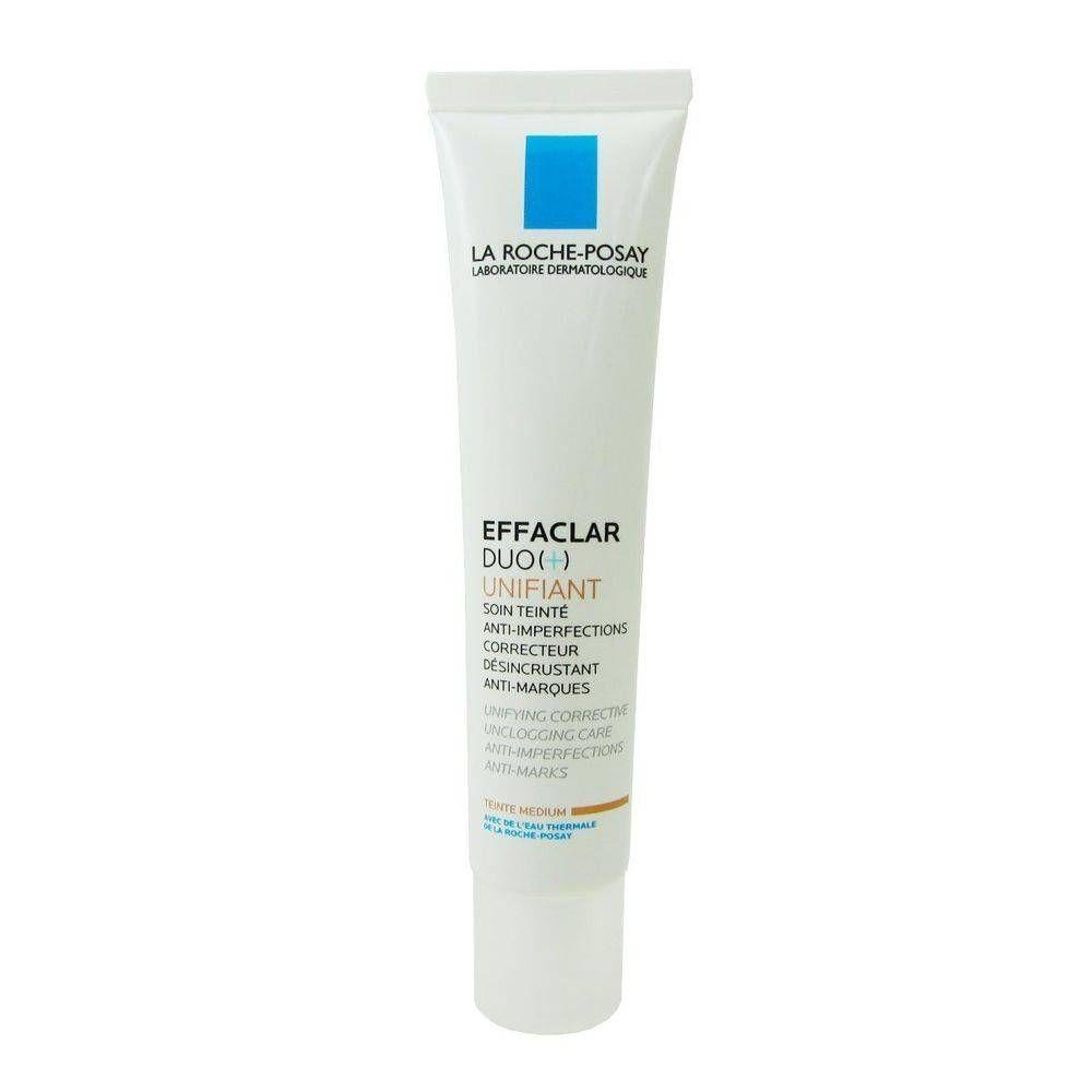 фото упаковки La Roche-Posay Effaclar Duo (+) Unifant тонирующий крем-гель