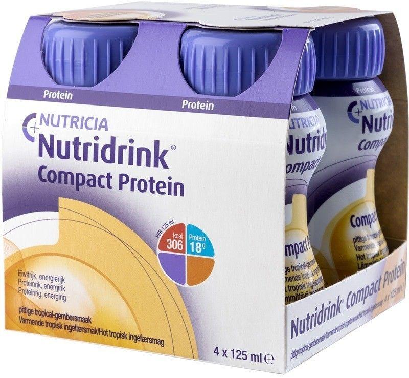фото упаковки Nutridrink compact protein