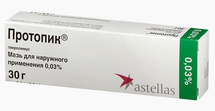 фото упаковки Протопик