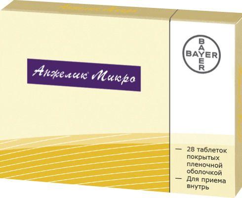 фото упаковки Анжелик Микро