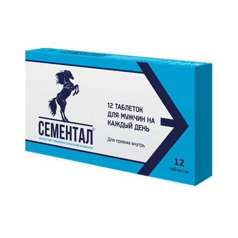 фото упаковки Сементал