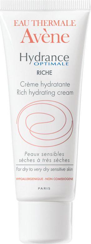 Avene Hydrance Optimale Riche крем увлажняющий для сухой кожи, крем для лица, 40 мл, 1 шт.