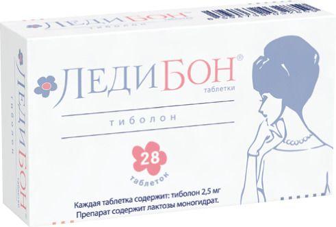 фото упаковки Ледибон