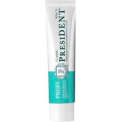 фото упаковки PresiDENT Profi Зубная паста Classic