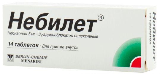 фото упаковки Небилет