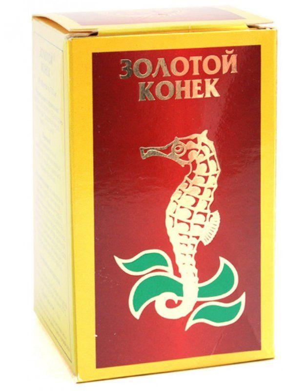 фото упаковки Золотой конек