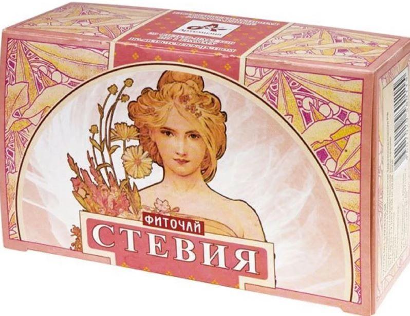 фото упаковки Стевия