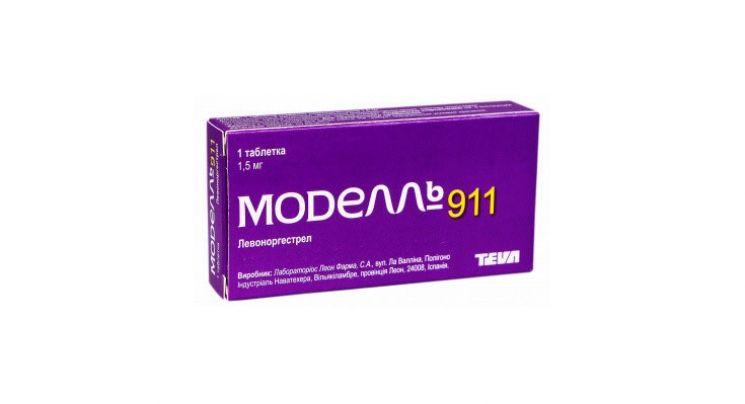 фото упаковки Модэлль 911