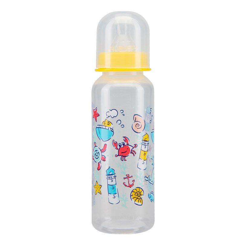 фото упаковки Курносики бутылочка с силиконовой соской 0+