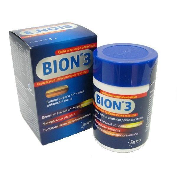 фото упаковки Бион 3