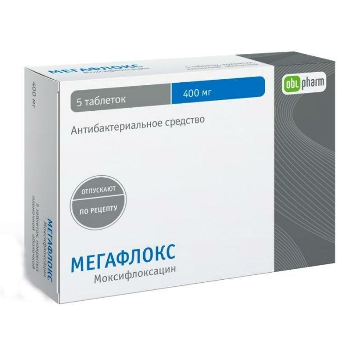 фото упаковки Мегафлокс