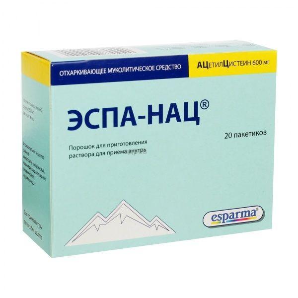 фото упаковки Эспа-Нац