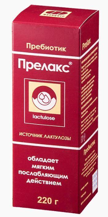 фото упаковки Прелакс