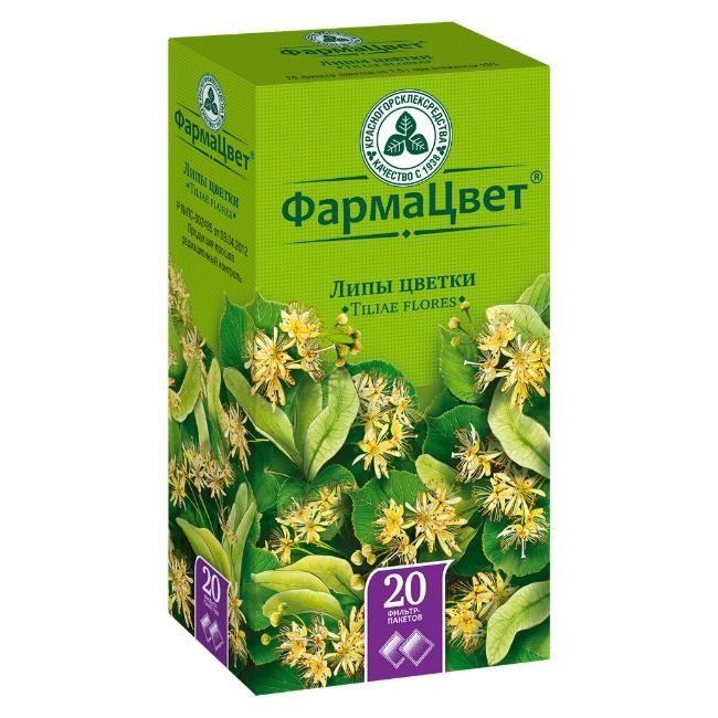 фото упаковки Липы цветки