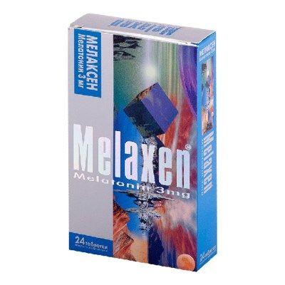 фото упаковки Мелаксен