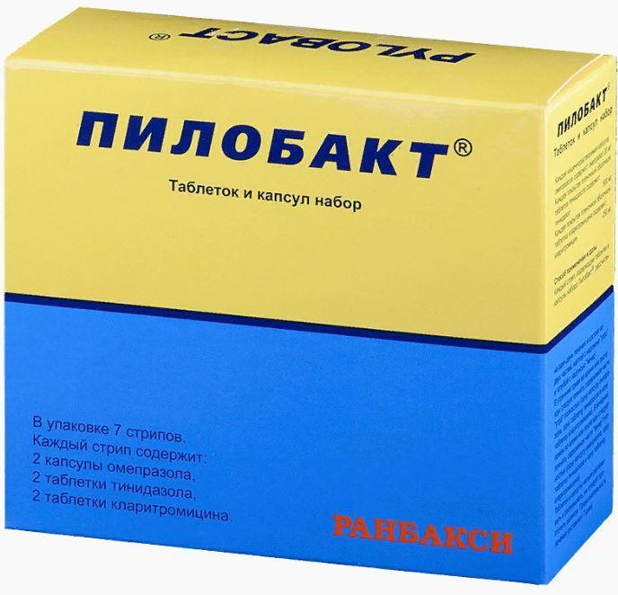 фото упаковки Пилобакт