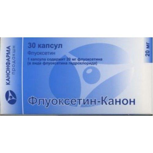 Флуоксетин-Канон,