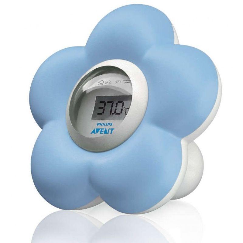 фото упаковки Термометр цифровой Philips Avent для воды и воздуха