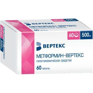 фото упаковки Метформин