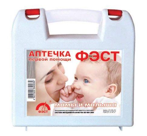 фото упаковки Аптечка матери и ребенка АМР-ФЭСТ