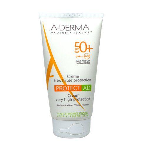 фото упаковки A-Derma Protect AD Крем солнцезащитный SPF 50+