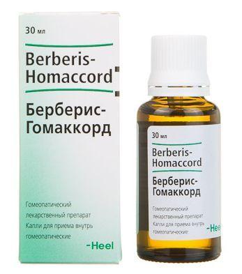 фото упаковки Берберис-Гомаккорд