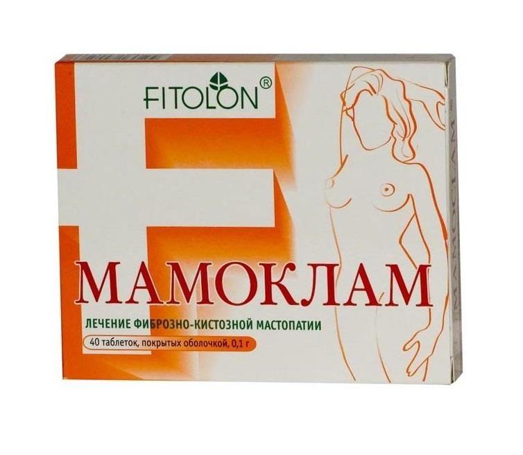 фото упаковки Мамоклам