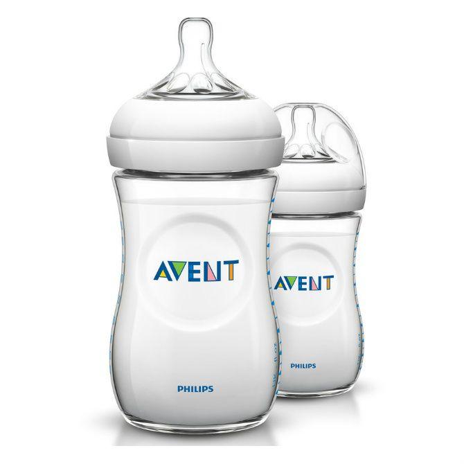 фото упаковки Бутылочка Philips AVENT Natural полипропиленовая