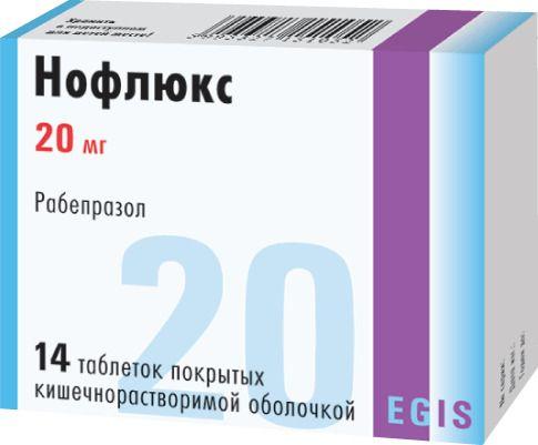 фото упаковки Нофлюкс