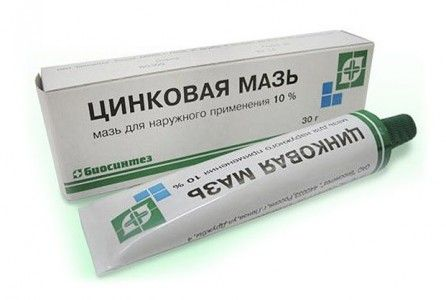 фото упаковки Цинковая мазь
