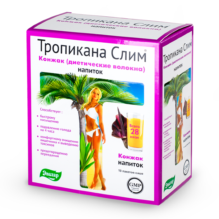 Konjac Slim для похудения в Константиновке