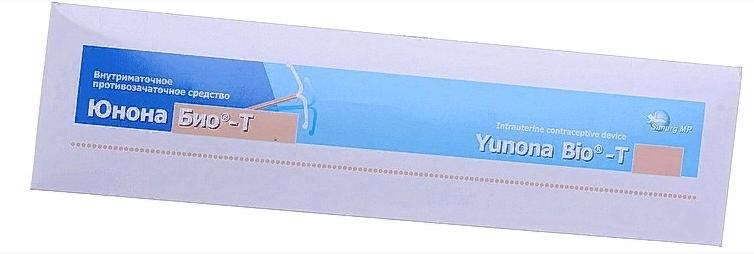 фото упаковки Спираль Юнона Био-Т