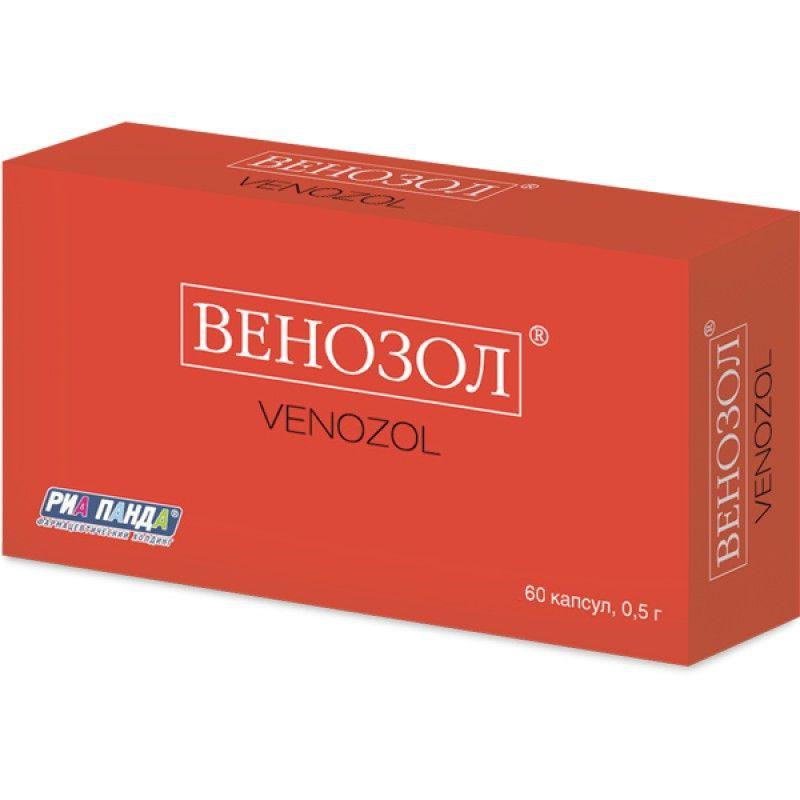 фото упаковки Венозол